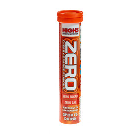 High5 Electrolyte Sports Drink Zero Tabs 20 Pieces, Cherry-Orange